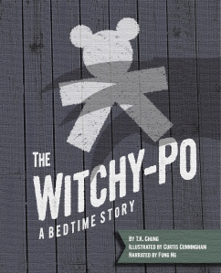 The Witchy-Po, A Bedtime Story, available on iBooks
