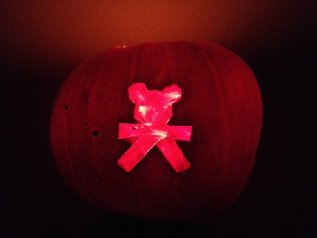 The Witchy-Po Halloween Pumpkin 05