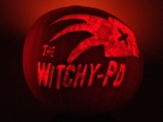 The Witchy-Po Halloween Pumpkin 03