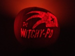 The Witchy-Po Halloween Pumpkin 02